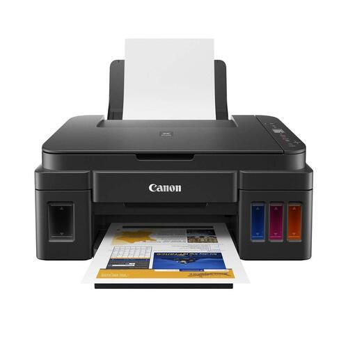 Canon Pixma G2012 All-in-One Ink Tank Color Printer (Black)