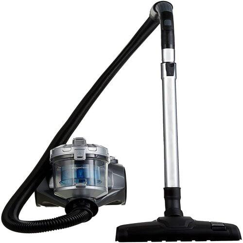 4. Amazon Basics Cylinder Bagless Vacuum Cleaner 1.5L (Black)