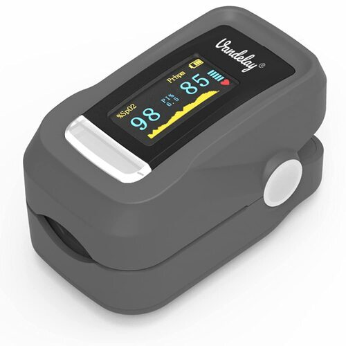 4. Vandeley Fingertip Pulse Oximeter