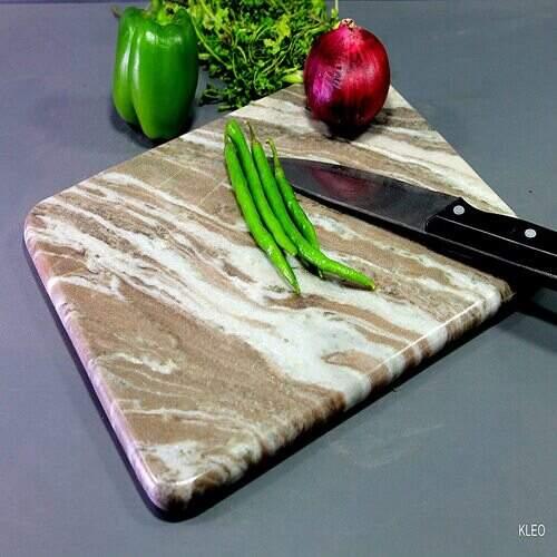 6. KLEO Marble Chopping Board